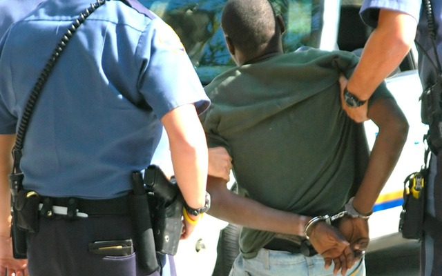 crime and delinquency study black men