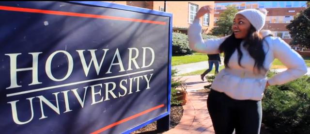 howard university happy video