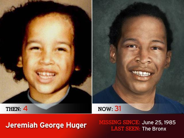 Jeremiah Huger missing