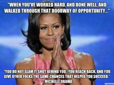 michelle obama and quote