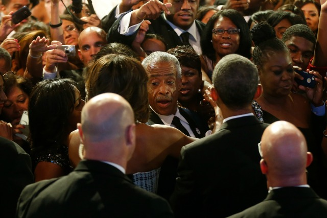 black community barack obama