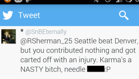 Richard Sherman Twitter Troll