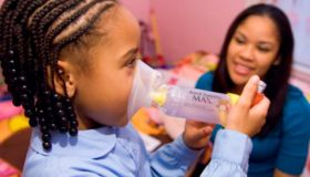 black children and asthma