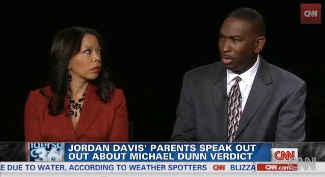 Jordan Davis' parents, Lucia McBath and Ron Davis
