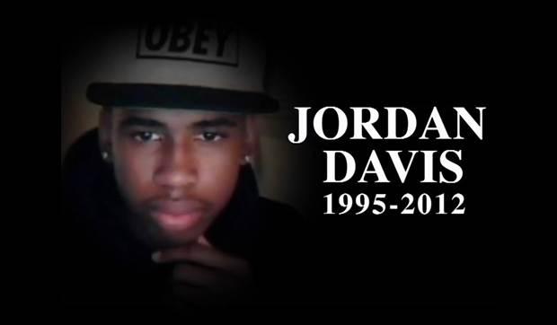 RIP Jordan Davis