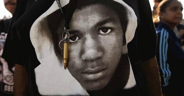 trayvon martin gun violence african americans