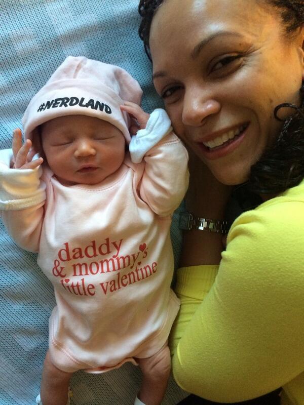 Melissa Harris Perry daughter