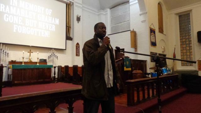 ramarley graham memorial service