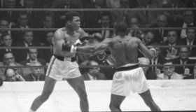 Muhammad Ali's Boxing Gloves Auction