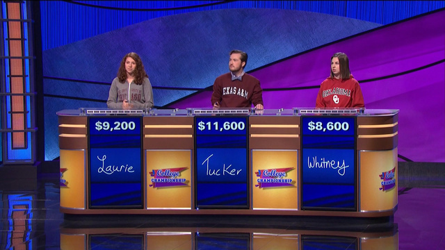 White Jeopardy