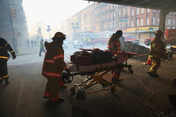 Multiple People Dead After Explosion Causes Two Buildings To Collapse In East Harlem