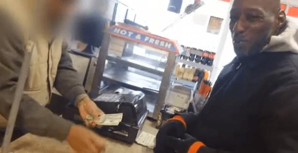 Homeless Lottery Ticket