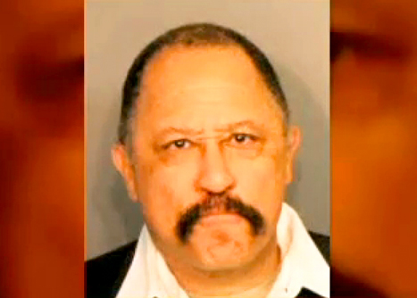 Judge Joe Brown arrested