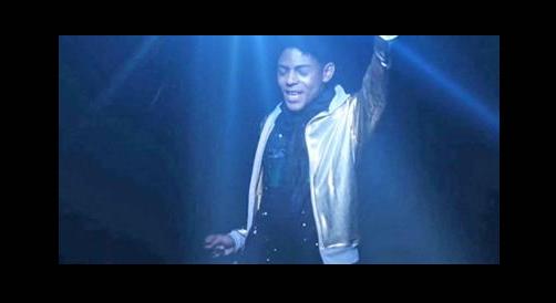Brandon Howard, Michael Jackson son