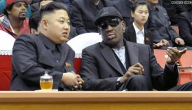 Dennis Rodman North Korea