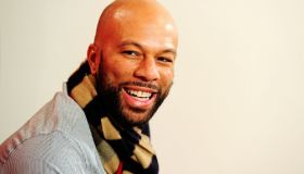 Common wearing a scarf