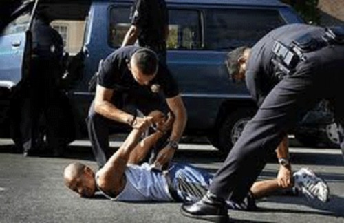 police and black community