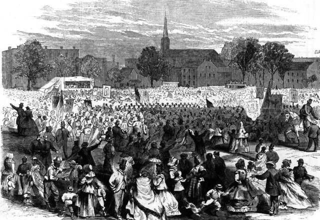 slavery abolished in dc