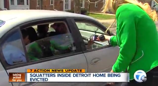 detroit squatters