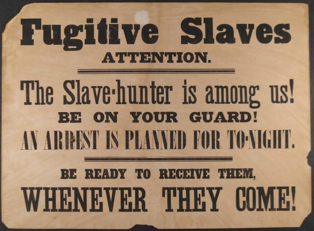 fugitive slave act california