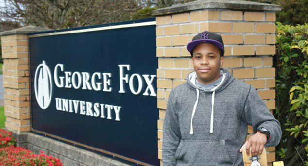 Jayce M George Fox University