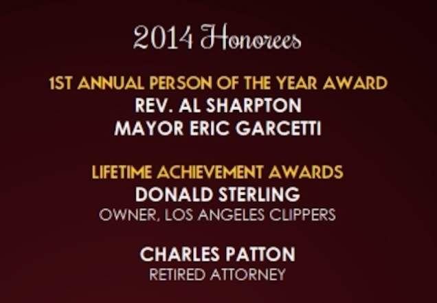 Donald Sterling--NAACP