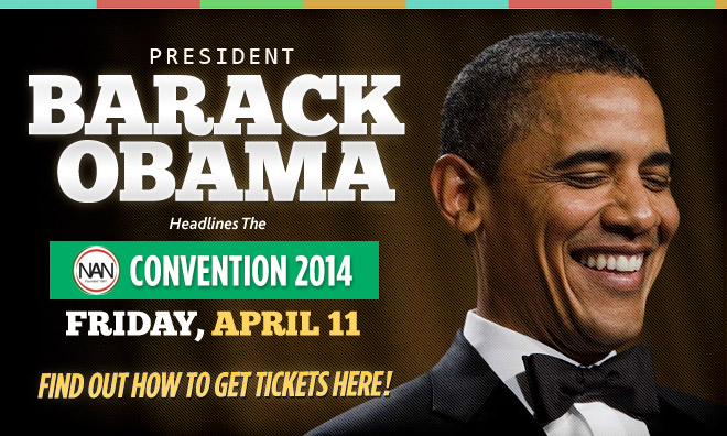 president obama nan convention