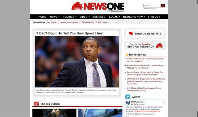 newsone-redesign-screenshot