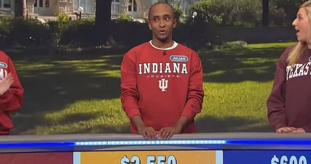 the worst wheel of fortune contestant Julian Batts