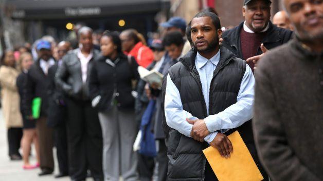 minimum wage black male unemployment