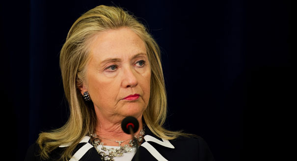 Hillary Clinton michael brown