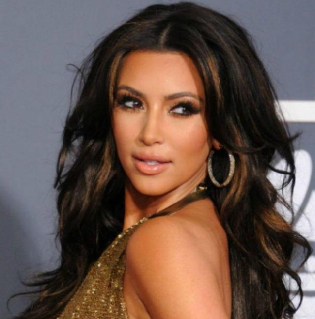 Kim Kardashian blog racism