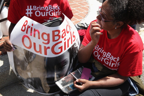 Rally Outside Nigerian Embassy Urges More Action From Country's Gov't On Search For Kidnapped Girls