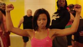 Tiffany Austin planet fitness spoof video