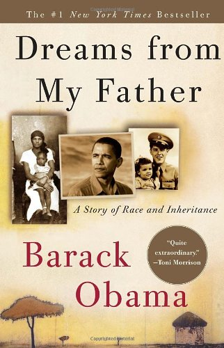 """Dreams from My Father"" by Barack Obama"