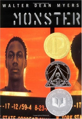 """Monster"" by Walter Dean Myers"