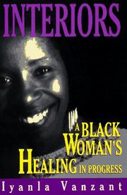 """Interiors: A Black Woman's Healing…in Progress"" by Iyanla Vanzant"