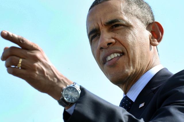 Barack Obama infrastructure