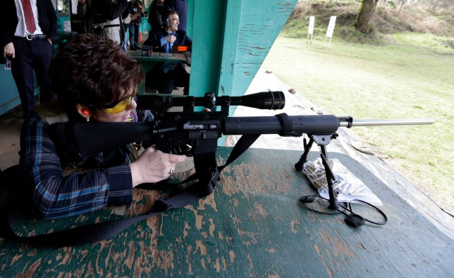 Compton California AR-15