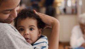 Tina Seals Blue Ivy Beyonce Jay-Z