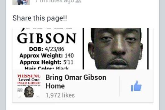 Omar Jabree Gibson