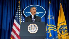 Obama ebola speech