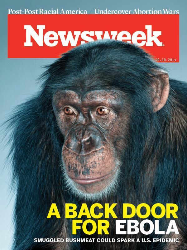 Ebola Newsweek