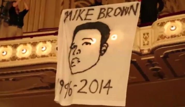 Michael Brown symphony