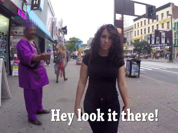street harassment video