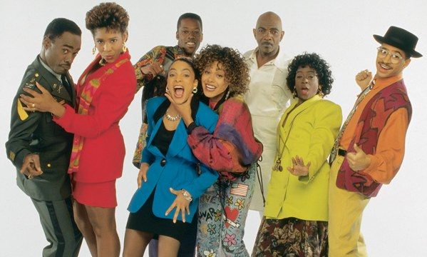 "The Cast of ""A Different World"""