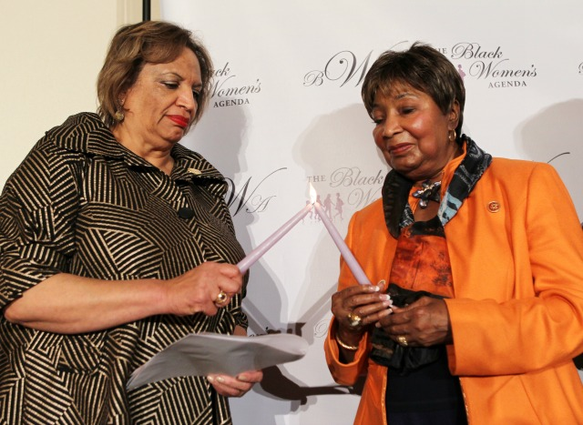 Eddie Bernice Johnson'