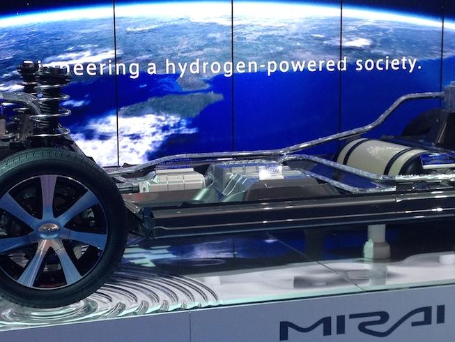 """A Hydrogen Society"""