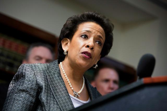 Loretta Lynch attorney general