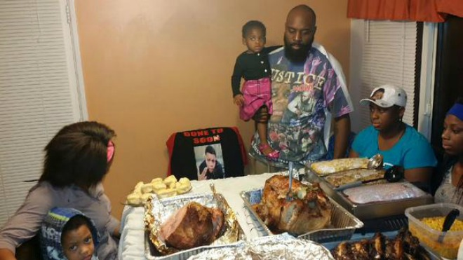 MikeBrownFamily_Thanksgiving